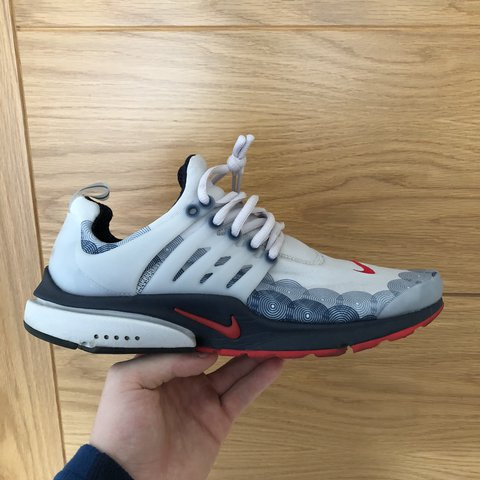 wholesale dealer a976b 248ec  red61297. last year. United Kingdom. Nike Air Presto Team USA.