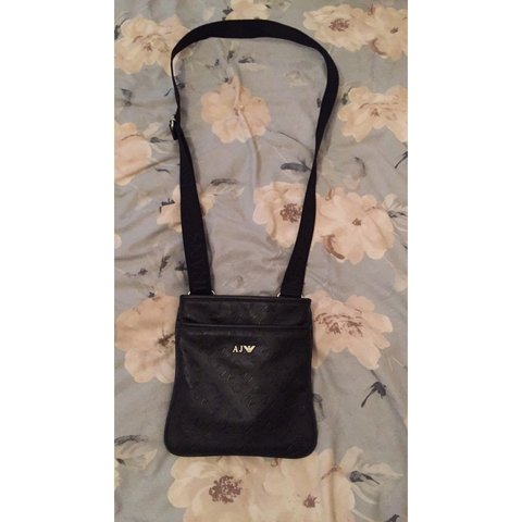 42f0886789 Armani Jeans   AJ POUCH for sale - immaculate condition