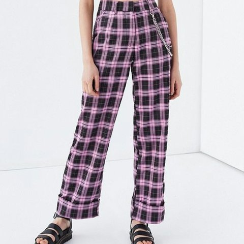 54f2c19ba6483 I am gia aria pants size small. Retail $130 brand new with i - Depop