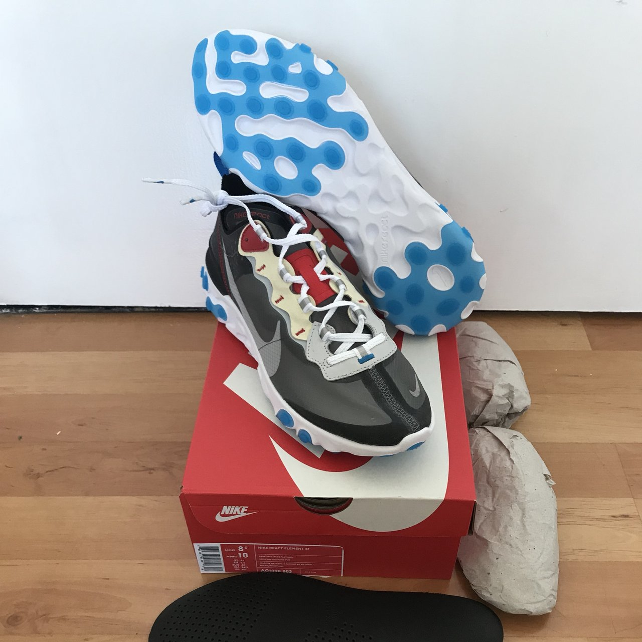 1e57b6315b7 Nike react element 87 (desert