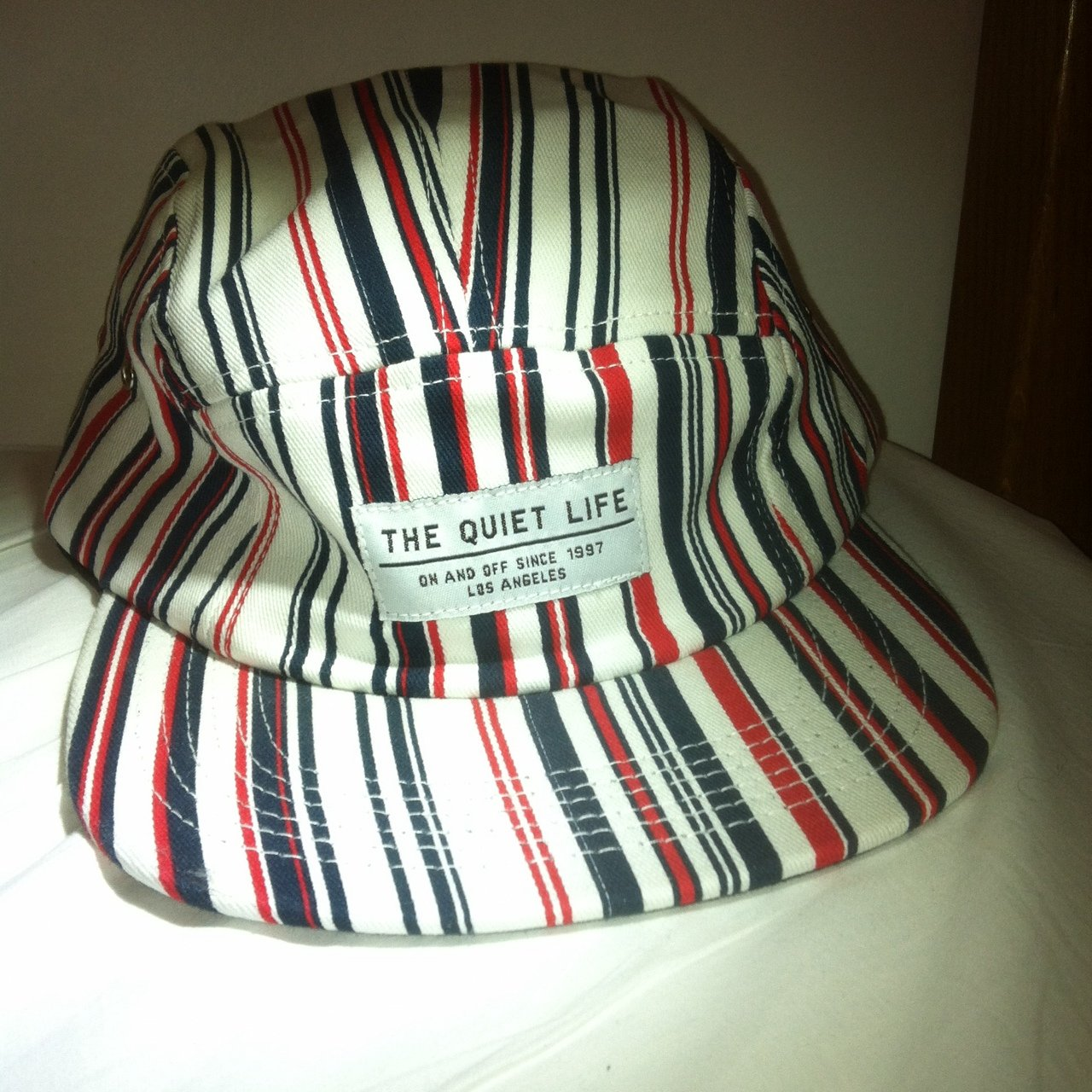 a775777f1e7ec Never worn and really nice quiet life 5 panel that doesn t I - Depop