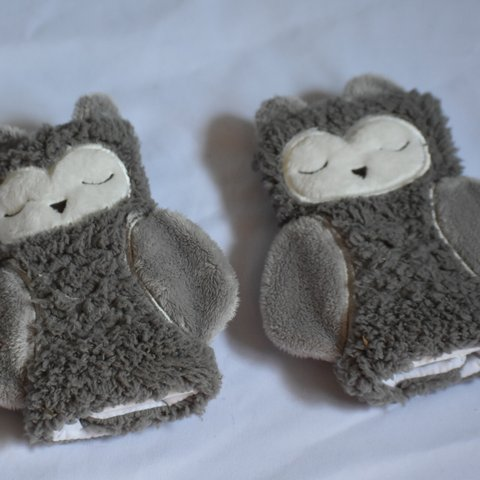 Eddie Bauer Owl Car Seat Strap Covers Set Of Two Gender