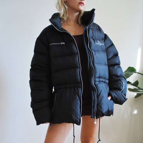 Baby phat puffer jacket. Oversize fit. Dawn filled. - Depop fe5000c6a