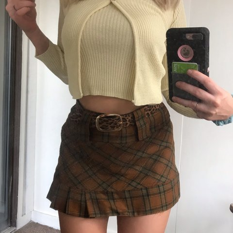 5bd1e6c4d @leaflady. 15 days ago. Chattanooga, United States. school girl skirt 📝  perfect plaid mini ...