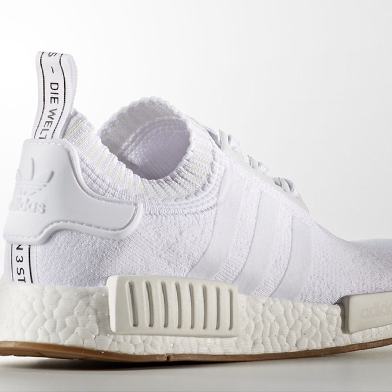 new styles 99513 ae215 Anyone interested in Adidas NMD R1 PK White Gum size ...