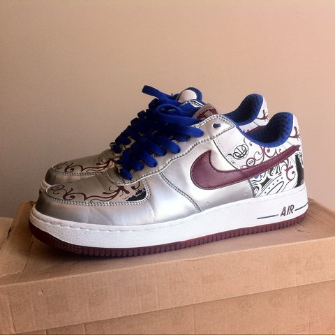 buy online b6a54 6bbb2  tribalguerilla. 2 months ago. Gloucester, Gloucester, UK. Nike Air Force  One Premium (Lebron)