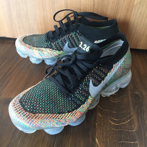 new styles 24768 1fbeb  eliwirija. last year. New York, United States. Brand New Nike Air Vapormax  Flyknit Multicolor. V RARE!