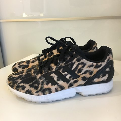 210cbf2237d94 RIBASSO 40€Adidas zx flux maculate introvabili usate solo in - Depop