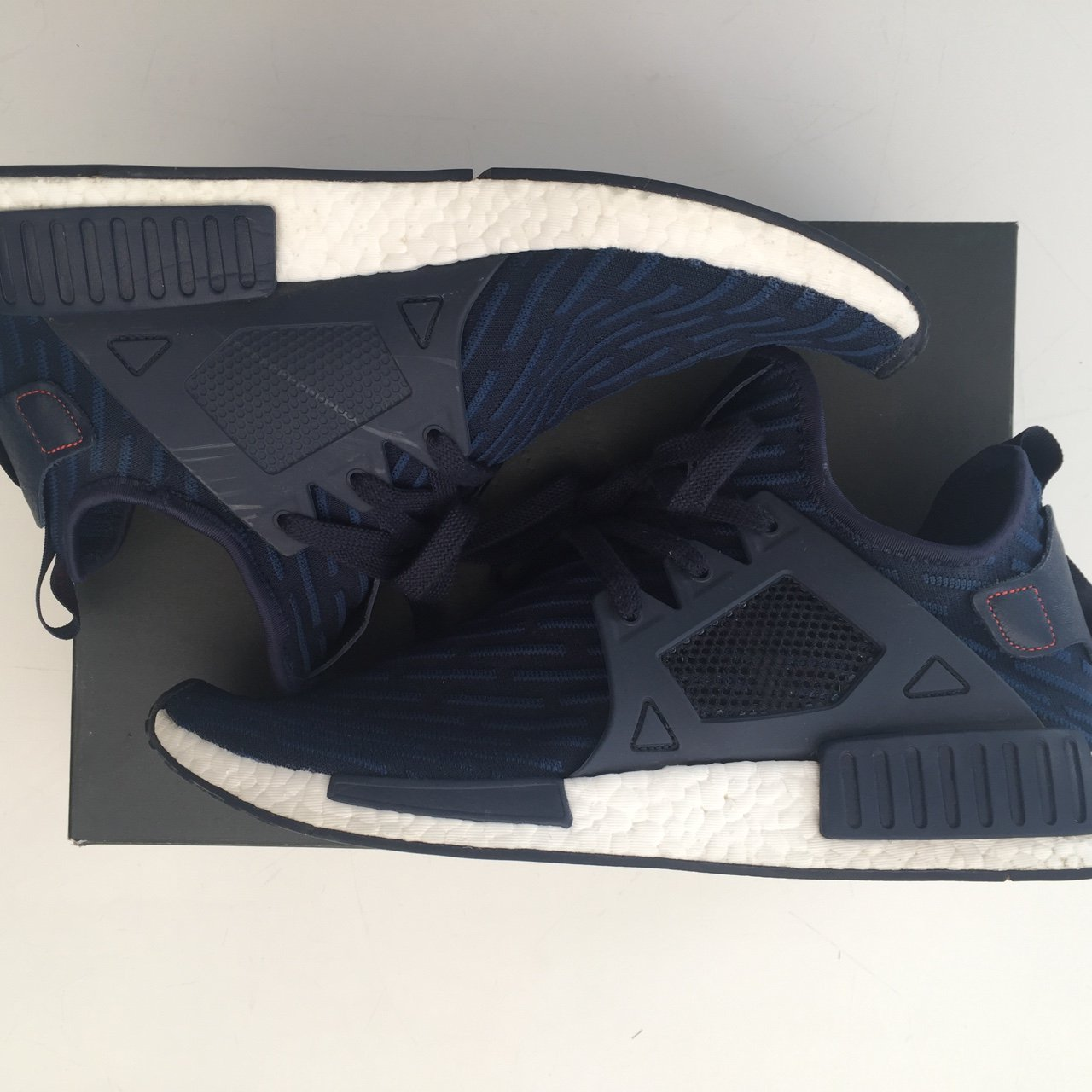 Adidas NMD XR1 for sale in size UK 11. The shoes are in me - Depop 10061be61