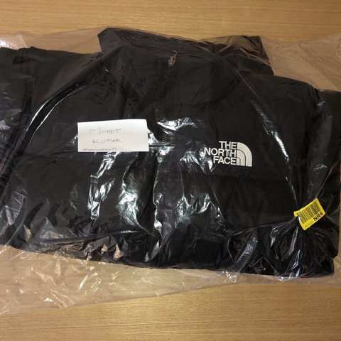 2 of 2 SOLD  The North Face 1996 Retro Nuptse Jacket with - Depop 5ebcdf209
