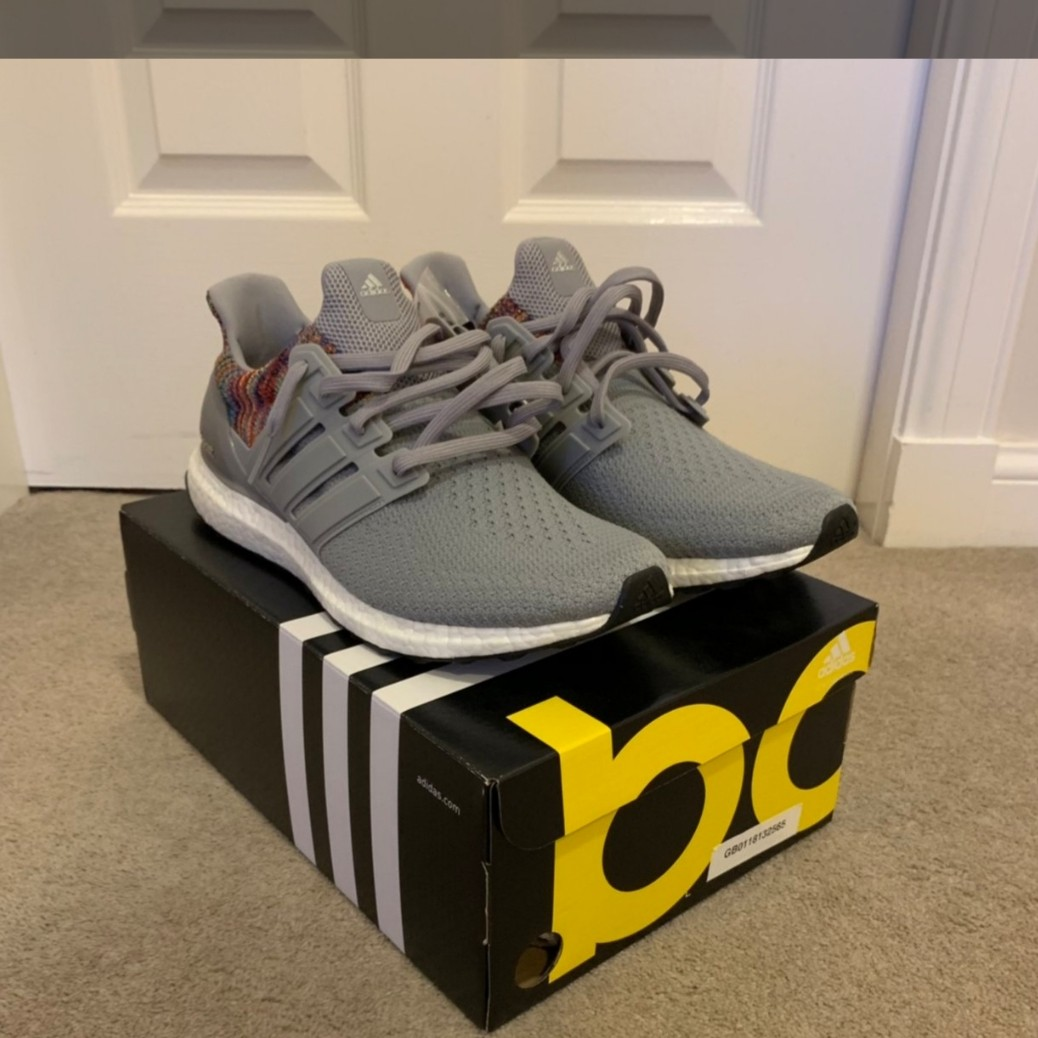 80 + £6 postage Adidas ultra boost size 10 Depop