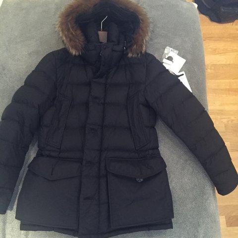 b2381ab6c Moncler Cluny jacket size 3 which is a size medium