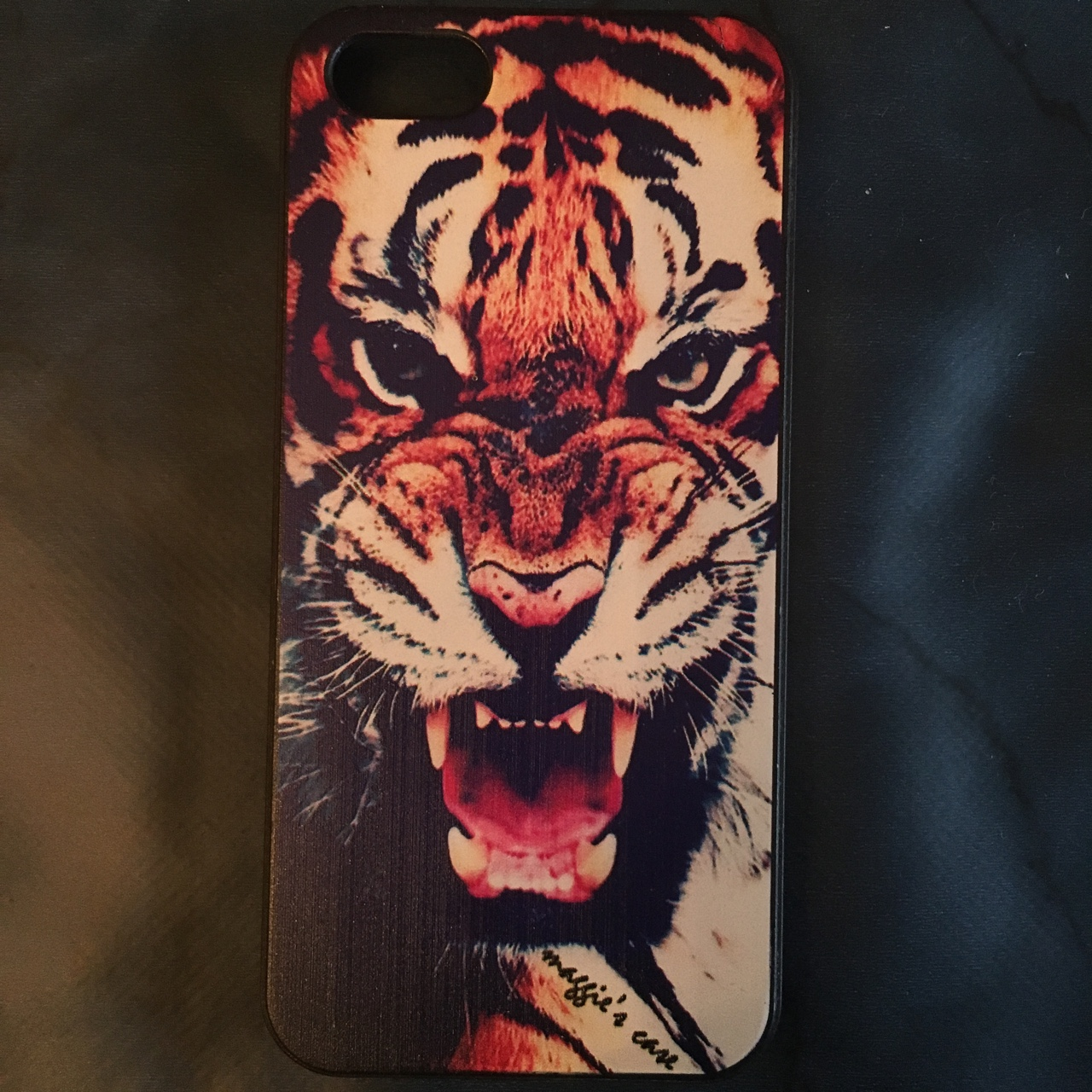 tigre cover iphone