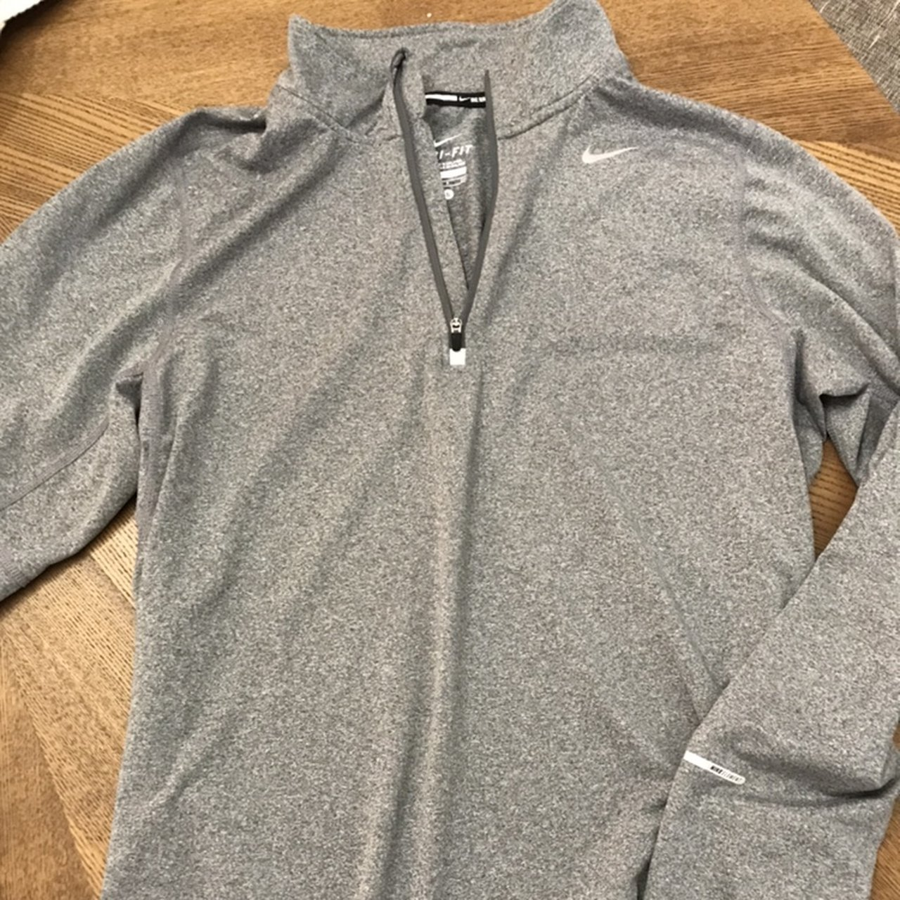 NIKE Men s Dryfit 1 2 Zip.  15. nike running pullover. super good 9894c8f6e