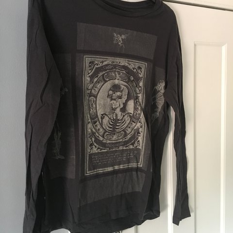 abf613476 @krissrayner. last year. Doncaster, United Kingdom. All saints long sleeve  ...