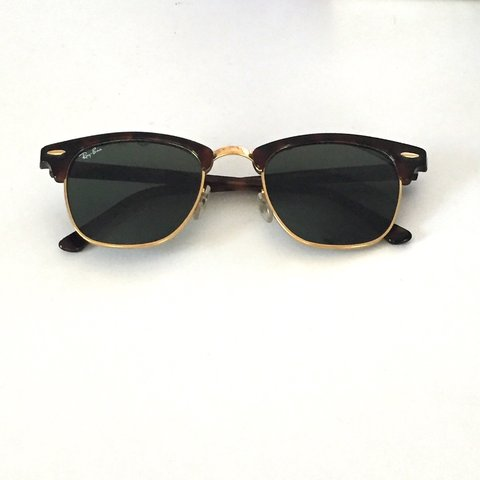 c2d08484c9 Ray Ban Clubmaster. Lightly used
