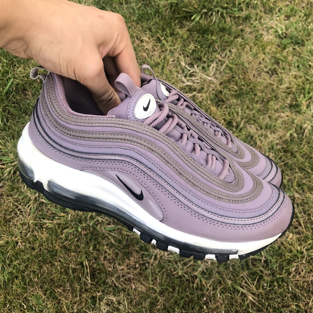 Limited Edition Nike 97s Reflective 3m