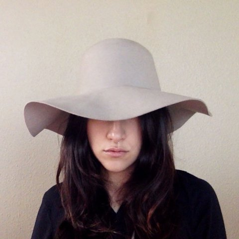 WOOL FLOPPY HAT  Baron Hats for American Apparel. 100% Wool - Depop 886189a9c30