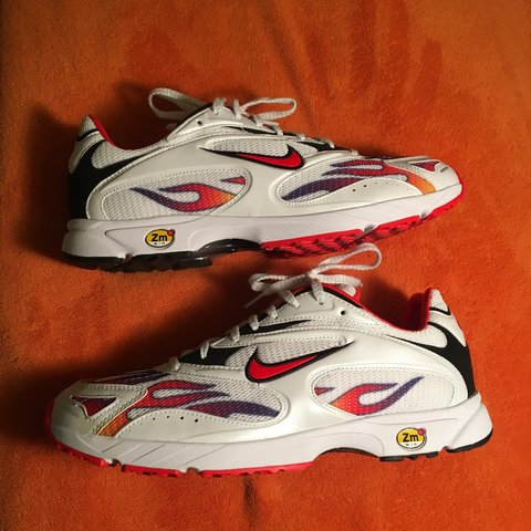 9f801ed07d52a Supreme X Nike Air Streak Spectrum Plus follow for offers - Depop