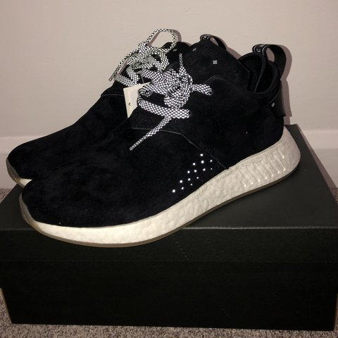 15bcc0dff ADIDAS NMD C2 BRAND NEW REFLECTIVE UPPER WITH ULTRABOOST - Depop