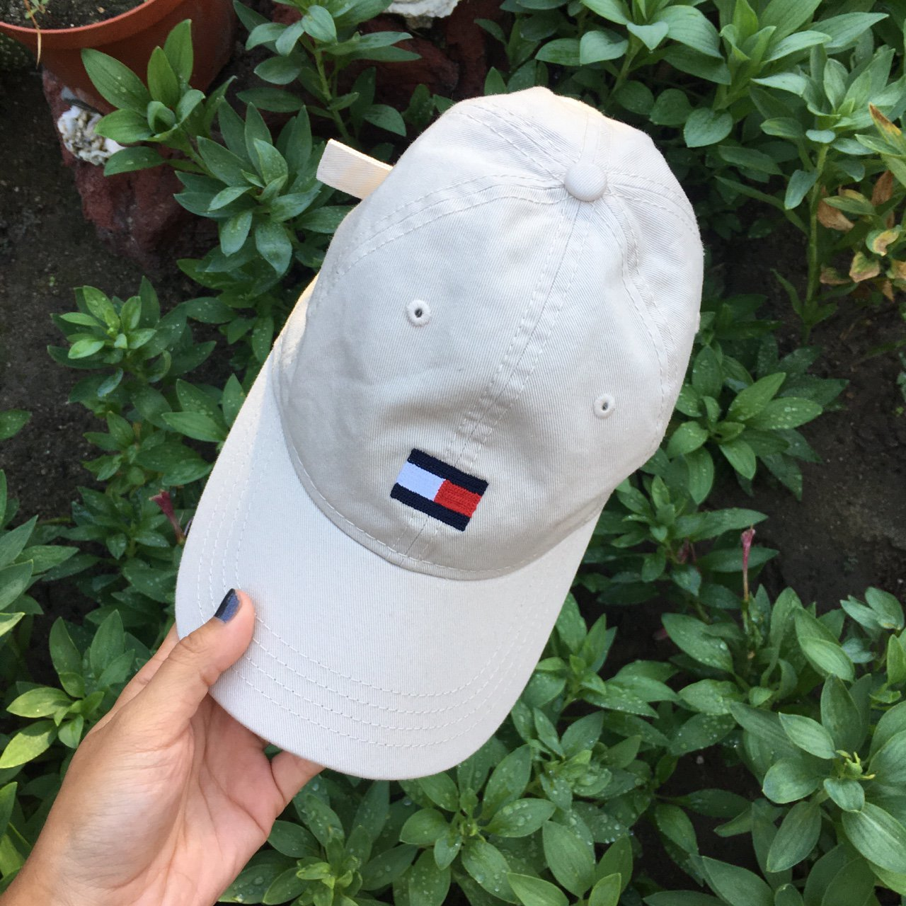 a3f51f1fd9b Tommy Hilfiger Cap 💫 Size  one size fits all Brand  Tommy - Depop