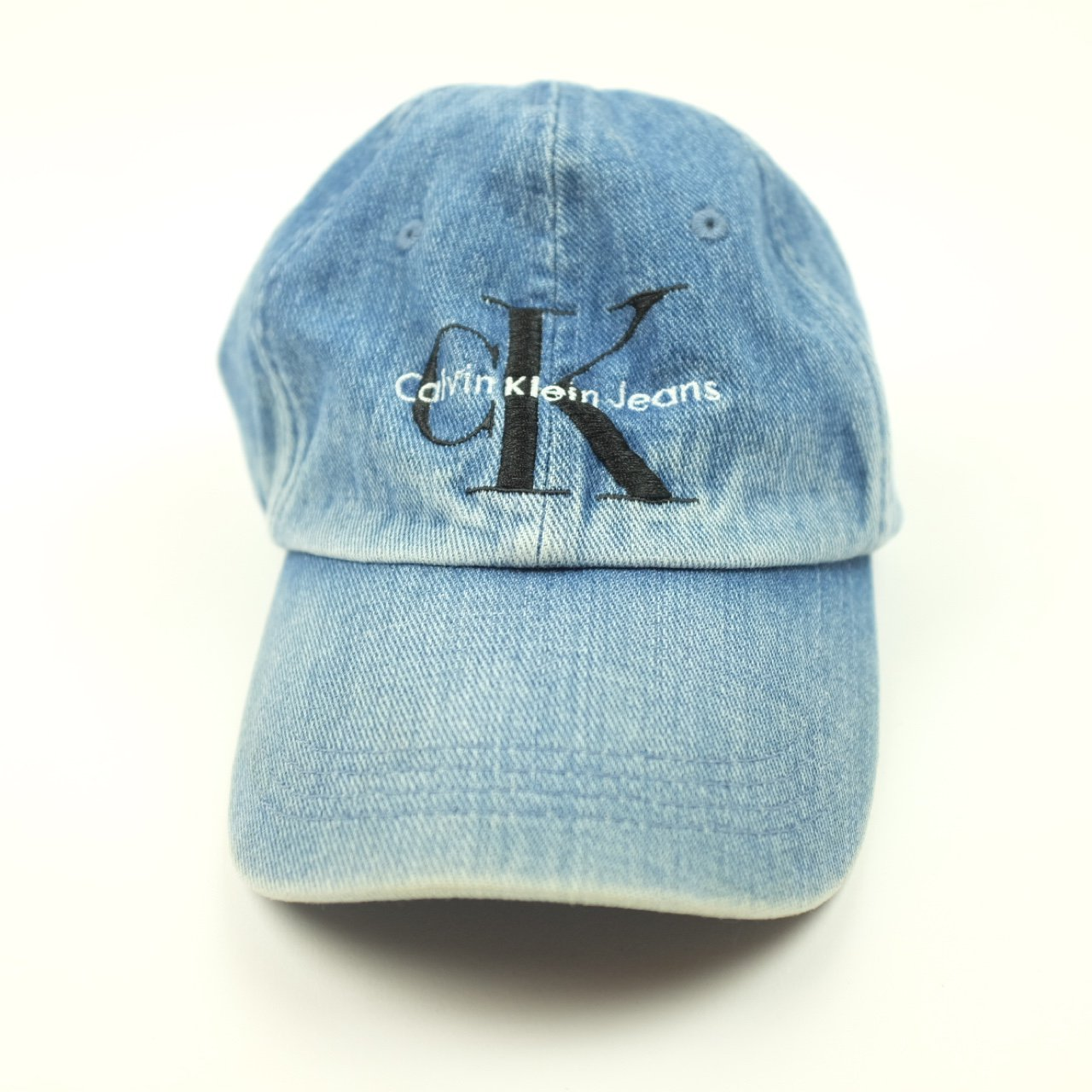 Calvin Klein Denim hat! Perfect condition! Urban Outfitters - Depop a101ae33625