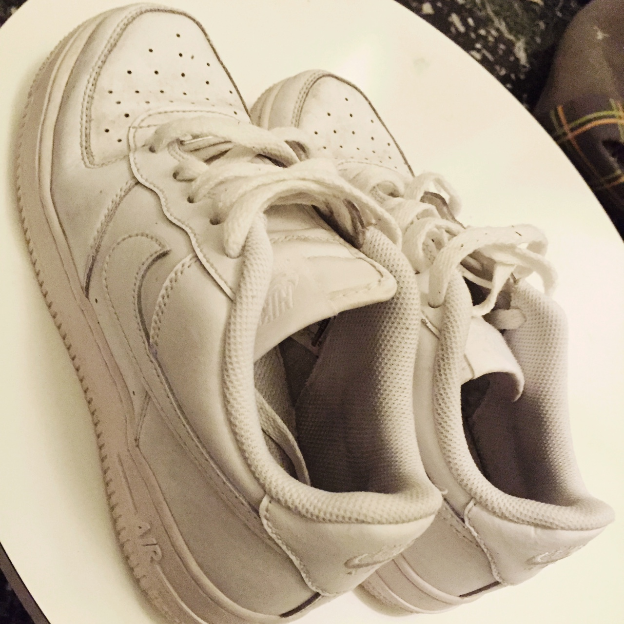 nike air force 38 bianche