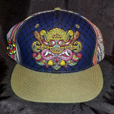 279a4eee5ea Grassroots California Chris dyer 420 limited edition hat w. - Depop