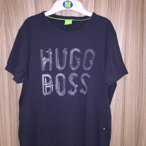 b66e8c8d @craig_chisholm. 2 years ago. Chester, United Kingdom. Navy Hugo Boss men's  tshirt ...