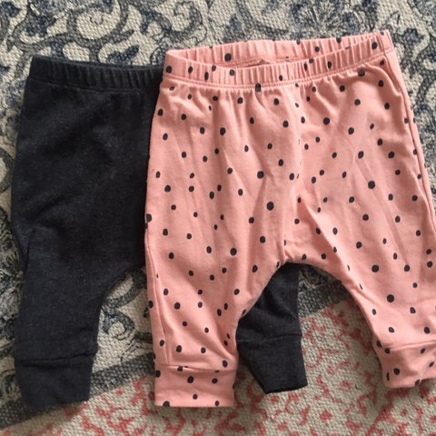 Girls Next Leggings Up To 3 Months Girls' Clothing (newborn-5t)