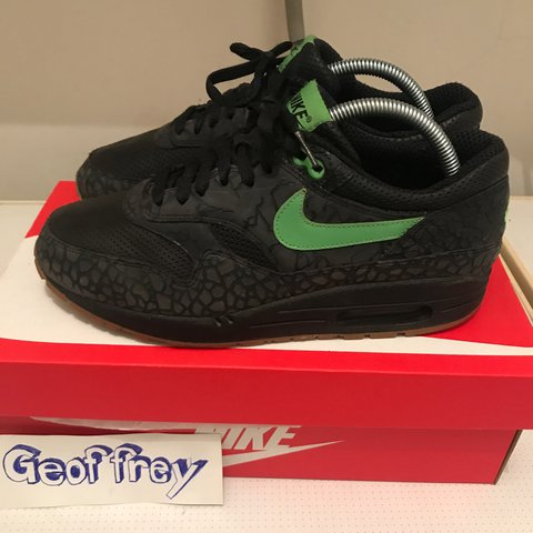 sports shoes 36f47 4e134 serpentclothing. 2 years ago. Almere, Nederland. Nike Air Max 1 Hufquake