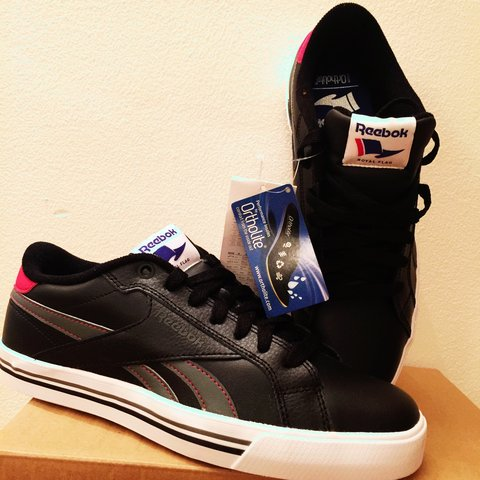 fadc1e920e6 Brand new Reebok Classic trainers size 6uk. With Box. low - Depop