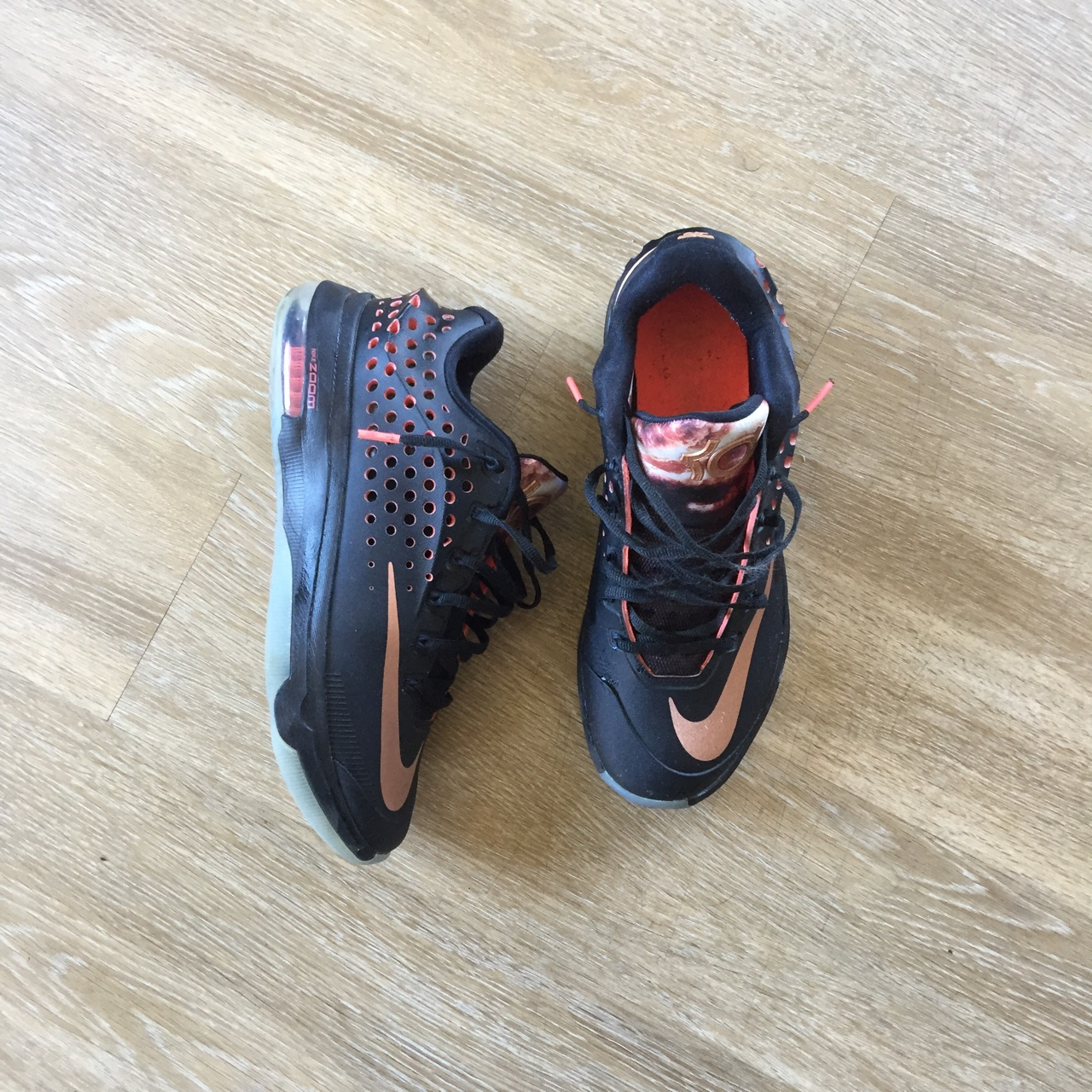 reputable site a8b23 6bc68 Nike KD Kevin Durant Elite 7 VII. These shoes are in... - Depop