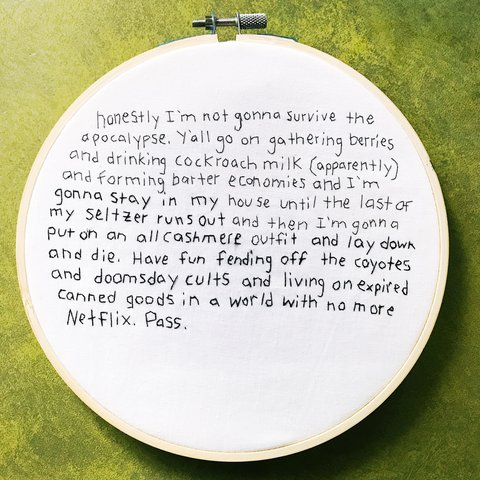 Absolutely Ridiculous Tumblr Text Post Hoop I Don T Have Depop