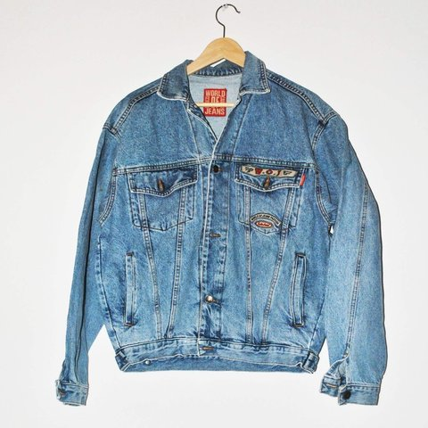 Giacca jeans anni 90