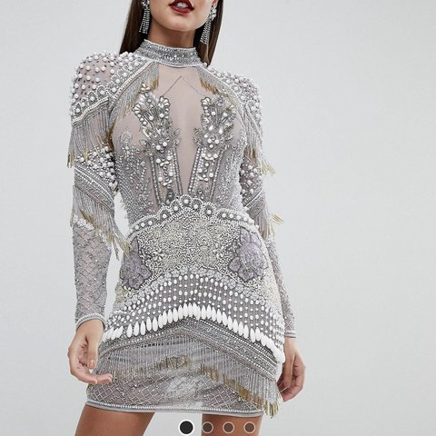 723aa58da6b5d1 REDUCDED*** Selling this ASOS edition embellished dress - Depop