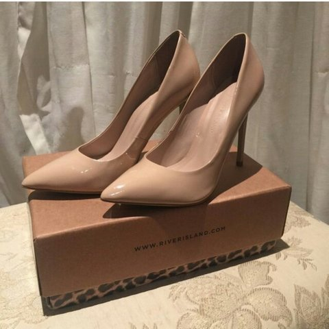 Depop Uk Heels 639Nude From River IslandBeautiful High Size PkuXiZ