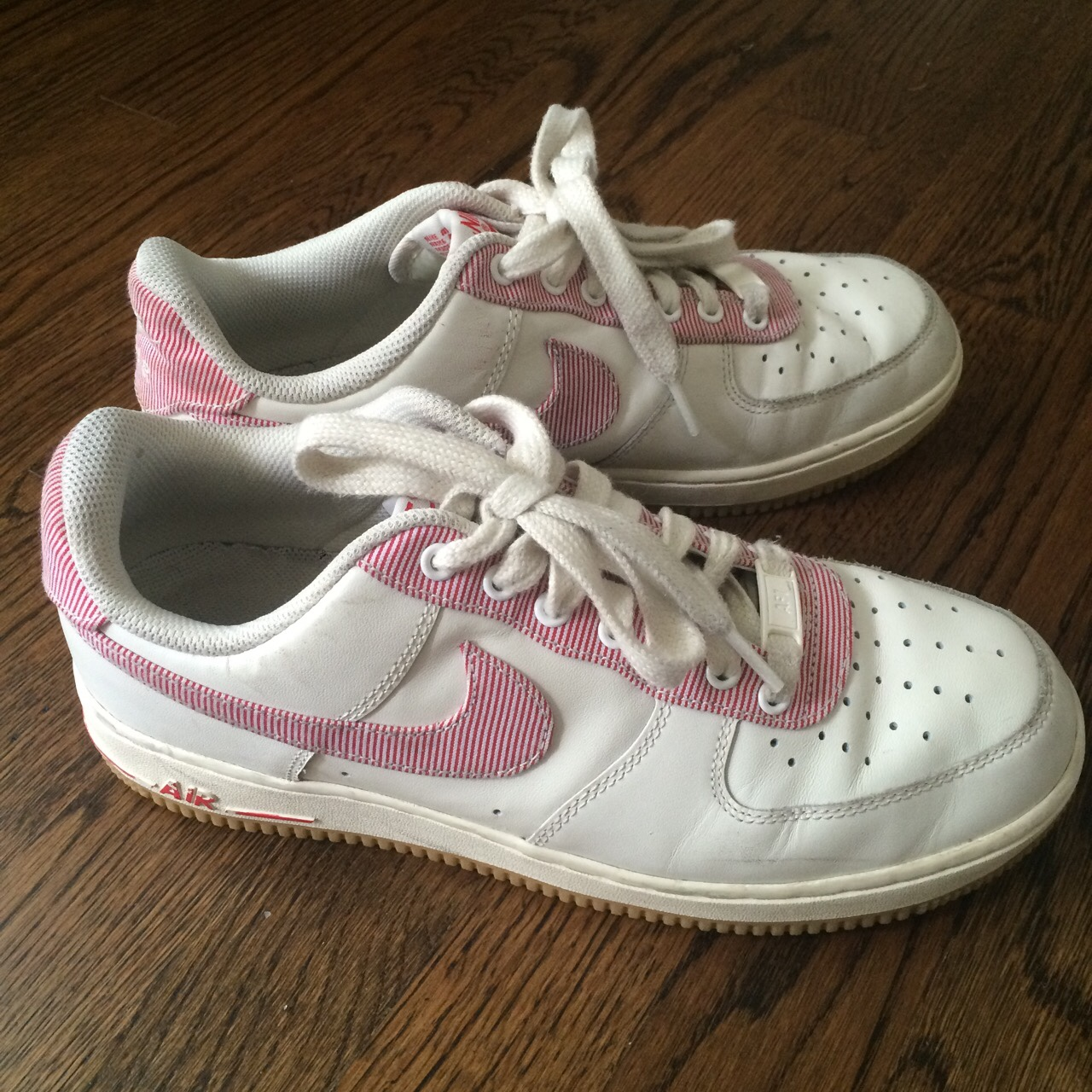 Details zu Avail NOW! Nike Air Force One SF OBJ Size 10 sealed in box and ltd etd pinprint
