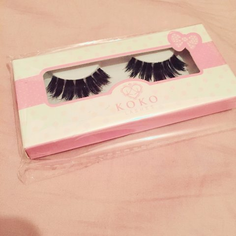 d968c12a260 Koko Lashes in Risqué brand new - Depop