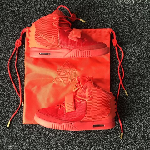58ad65977647 Nike Air Yeezy 2 Red October super perfect reps