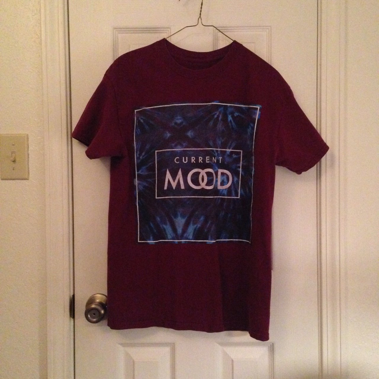 Really Comfortable Maroon T Shirt From Rue 21 Worn A Of Depop