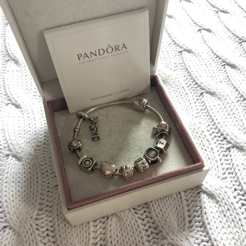 b18f4cc43 @megangrant. 3 months ago. United Kingdom. Pandora bracelet ... - Willing  to sell all together or charms separately ...