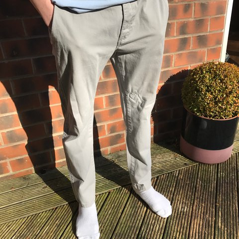 Good Mens Chinos 32 Waist Clothes, Shoes & Accessories Trousers