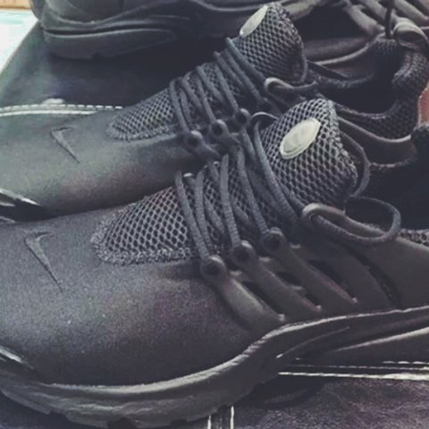 buy popular 3f4e9 caefe  liamo92. 3 years ago. Ellesmere Port, UK. Black Nike air Presto.