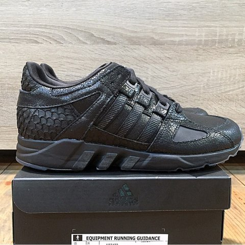big sale 997d0 1d856 exclusivesneakers. 2 years ago. London, UK. Adidas eqt pusha t ...