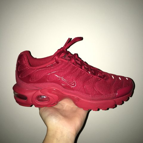 862bb6d490 ... low price nike tuned 1. tns. triple red. very very good condition will
