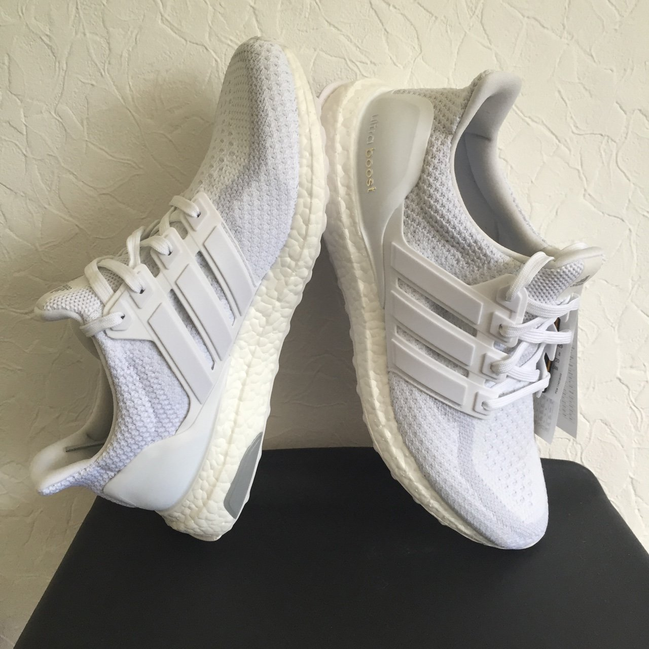 d7f1ee7d99472 Brand new ds - uk 8 adidas ultra boost aq5929 bought at for - Depop