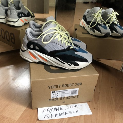 5fcce3398 Adidas YEEZY Boost 700 Size EUR 42   US 8.5 Perfect worn 3 - Depop