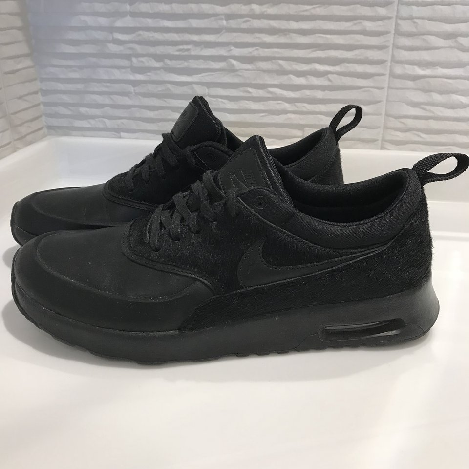 Nike Air Max Thea Limited Edition Premium Pony Depop