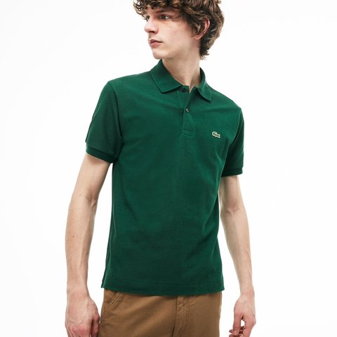 92cc119c @mvddiesmith. in 3 hours. Inman, United States. Lacoste | Men's Forest Green  Polo Shirt in good used condition.